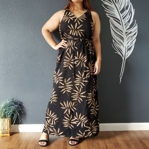 A New Day Palm Dress
